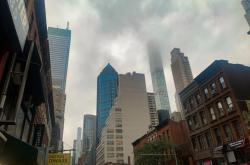 K New Yorku se blíží bouře Isaias