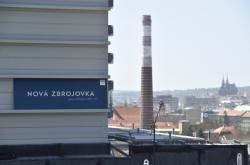 Nová Zbrojovka v Brně