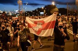 V Bělorusku probíhají protesty tisíců lidí, nespokojených s výsledkem voleb