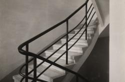 Výstava Vize modernosti. Představuje snímky avantgardní architektury fotografa Rudolfa Sandala