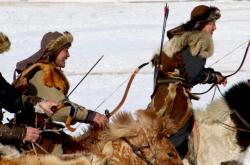 Mongolští jezdci používali podobná sedla celá staletí