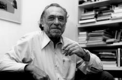 Spisovatel Charles Bukowski