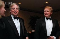 Robert a Donald Trumpovi