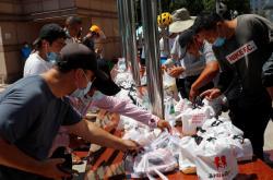 Trhy v Číně