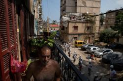 Obyvatelům Bejrútu hrozí posttraumatická stresová porucha
