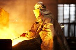 Obnovení provozu vysoké pece v Liberty Ostrava