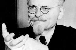 Lev Trockij v roce 1940