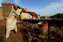 Povodeň v Chartúmu