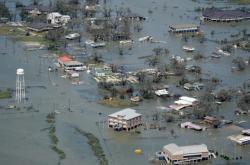 Hurikán Laura udeřil na Louisianu