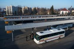 Písecké autobusové nádraží
