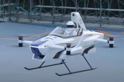 Prototyp létajícího vozu SkyDrive