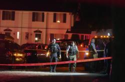 Policie zastřelila muže podezřelého se zabití Trumpova podporovatele