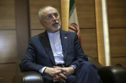 Šéf íránského jaderného programu Alí Akbar Sálehí