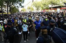 Stávka pracovníků francouzských laboratoří
