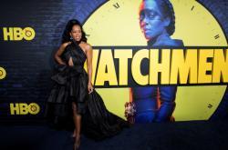 Titulní herečka série Watchmen