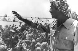 Obrazový dokument z Irácko-íránská války mezi lety 1980 až 1988