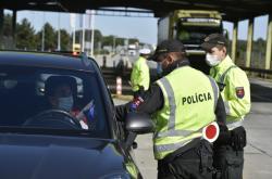 Kontroly na hranicích mezi Českem a Slovenskem