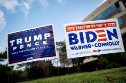 Kampaň před volbami v USA