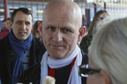 Běloruský lidskoprávní aktivista Ales Bjaljacki