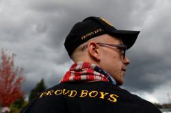 Krajně pravicová organizace Proud Boys v USA