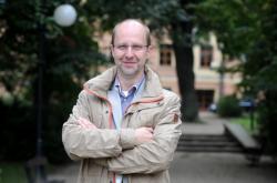 Zbyněk Linhart v roce 2014