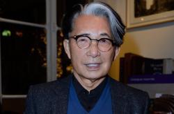 Módní návrhář Kenzó Takada