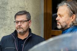 Jan Schiller (ANO) a Jiří Kulhánek (ODS)