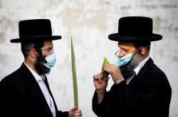 Židé slavili Sukot. Svátek stavění stanů se je v judaismus praktikován od starověk