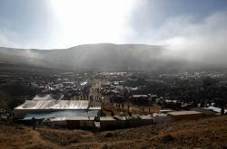 HIstorie obrazem: K závalu v zlatoměděném dole San Jose u chileského města Copiapó došlo 5. srpna 2010