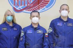 Koronavirus ovlivnil i start nové posádky k ISS