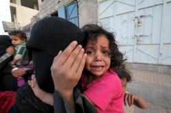 Oběti války v Jemenu jsou hlavně civilisté. Polovina populace je odkázaná na humanitární pomoc