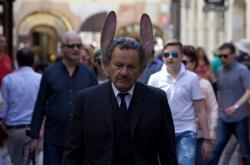 Český film Muž se zaječíma ušima