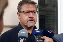 Budoucí hejtman Ústeckého kraje Jan Schiller