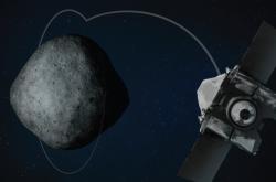 Sonda OSIRIS-REx u asteroidu Bennu