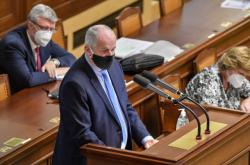 Projev Romana Prymuly v Poslanecké sněmovně