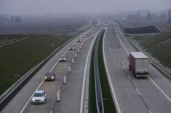 D1 z Přerova do Lipníku nad Bečvou