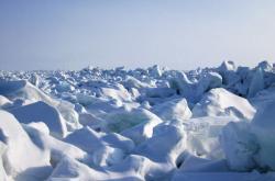 Moře Laptěvů by už mělo být pokryté ledem