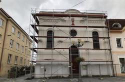 Bývalá synagoga ve Vyškově