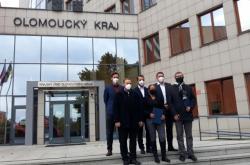 Podpis koaliční smlouvy v Olomouckém kraji