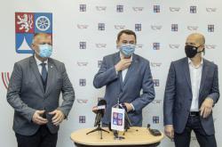 Lídři stran koalice v Libereckém kraji