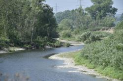 Řeka Bečva