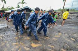 Tajfun Goni devastoval Filipíny