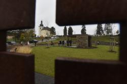 Křížová cesta v Hati na Opavsku