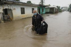 Bouře Eta decimuje Honduras