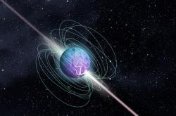Vizualizace magnetaru