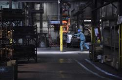 Výroba topenářské techniky ve firmě Viadrus