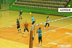 Profesionální sportovci začali trénovat