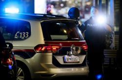 Policejní zásah ve Vídni