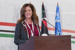 Šéfka mise OSN pro Libyi Stephanie Williamsová