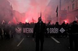 Pochod nezávislosti ve Varšavě